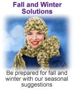 Fall and Winter Solutions